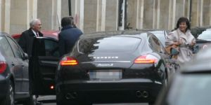 Strauss Kahn e la Porsche